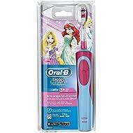 Oral-B Stages Power elektrische Zahnbürste für Kinder (Motiv Disney-Prinzessinnen)