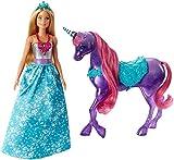 Unbekannt Barbie Dreamtopia Barbie Puppe & Einhorn