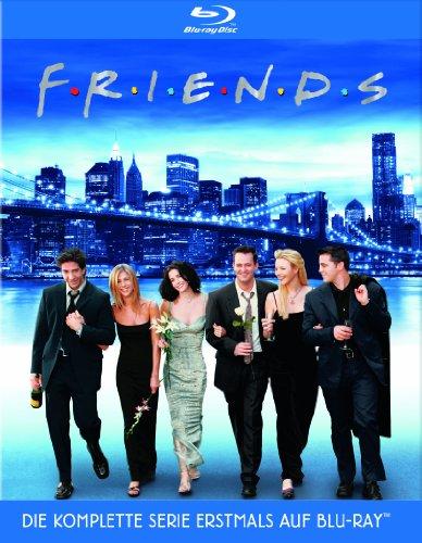 21 Komplett-set (Friends - Die komplette Serie [Blu-ray])