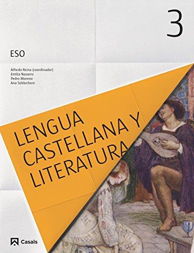 Lengua castellana y Literatura 3 ESO (2015) - 9788421854884 por VV.AA.