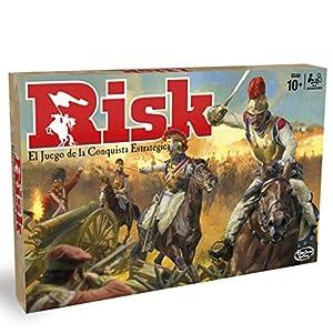 juegos de estrategia: Risk - Hasbro Gaming (Hasbro B7404105)