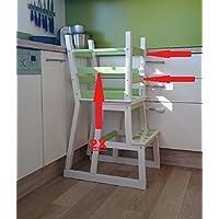 Lernturm / Learning Tower DIY Zu