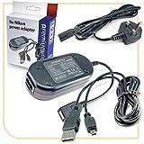 PremiumDigital Panasonic Lumix DMC-SZ8 Replacement USB Battery Charger