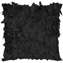 """NORBI decorativa Fallen hojas de hojas de plumas manta funda de almohada almohada cojín Case 17""""x 17"""""""