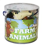 Grossman SV3471 Farm Animals (Contents May Vary)