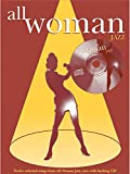 All Woman Jazz (Book And CD). Partitions, CD pour Piano, Chant et Guitare(Symboles d'Accords)