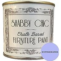 Heather escocés pintura de tiza para muebles para crear un estilo shabby chic. 250ml