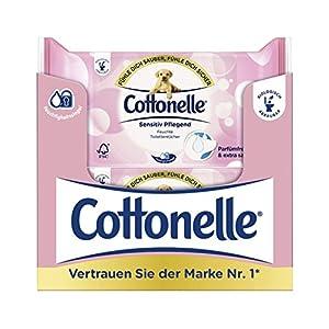 Cottonelle Feuchtes Toilettenpapier Pure Sensitive Nachfüllpack