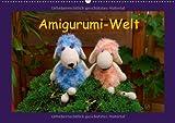 Amigurumi-Welt (Wandkalender 2014 DIN A2 quer): Häkel und Stricktiere (Monatskalender, 14 Seiten)