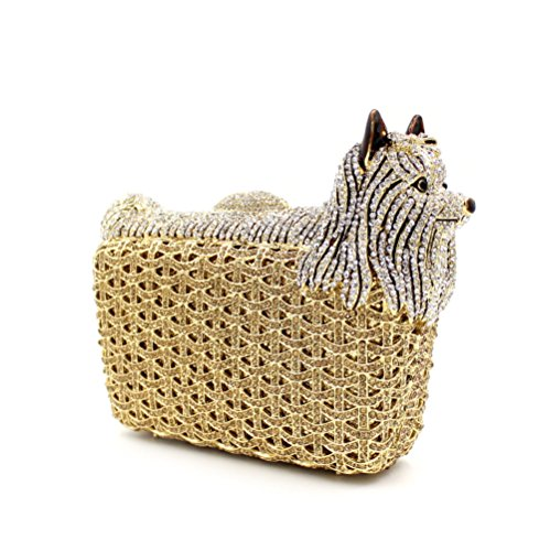WYB Europa cucciolo borsa da sera diamante / alta qualità
