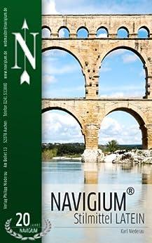 NAVIGIUM Stilmittel Latein