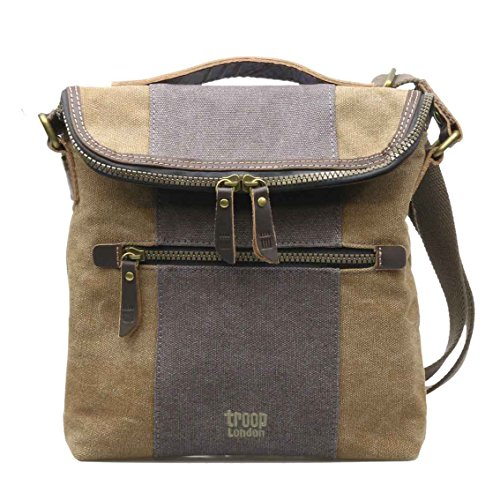 trp0393-troop-london-heritage-canvas-across-body-bag-with-top-carry-handle