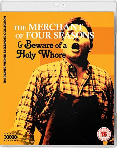 Bild von The Merchant of Four Seasons + Beware of a Holy Whore Blu-ray [UK Import]