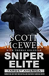 Target America: A Sniper Elite Novel by Scott McEwen (2016-05-19)