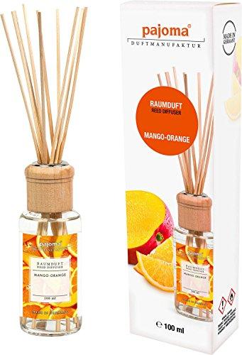 pajoma Raumduft Mango-Orange, 1er Pack (1 x 100 ml) in Geschenkverpackung