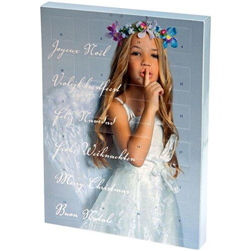 Adventskalender Schmuck - für Kinder, Mädchen, Teenies - mit Armband, Kette, Collier, Charms & Beads
