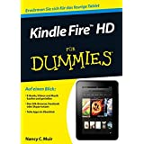 Kindle Fire HD für Dummies