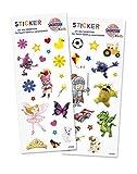Sagrotan KIDS No-Touch Automatischer Seifenspender für Kinder inkl. Nachfüller und Stickern -