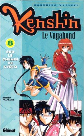 Kenshin - le vagabond Vol.8 par WATSUKI Nobuhiro