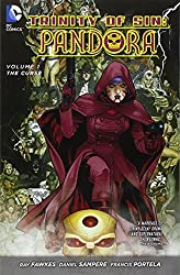 Trinity of Sin - Pandora Vol. 1: The Curse (The New 52).