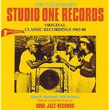 The Legendary Studio One Records [Vinyl LP]