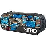 Nitro Snowboards Federmäppchen Pencil Case - Funda para Tabla de Snowboarding, Color, Talla FR: 20 x 8 x 6 cm