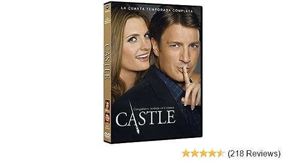 Castle - Temporada 4 Spanien Import mit deutscher Sprache: Amazon.de ...