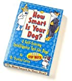 How Smart is Your Dog (Dog Intelligence Test) - A Self Scoring Intelligence Test for Dogs