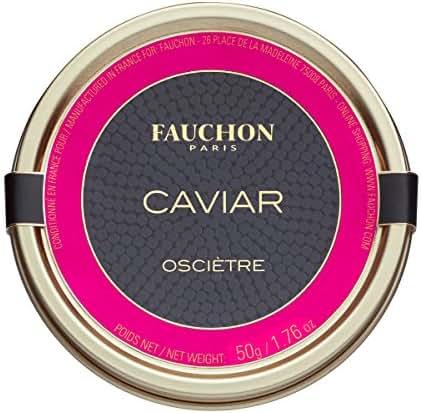 Fauchon - Caviar Osciètre d'Uruguay 50g