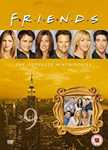 Friends: Complete Series 9 [DVD]