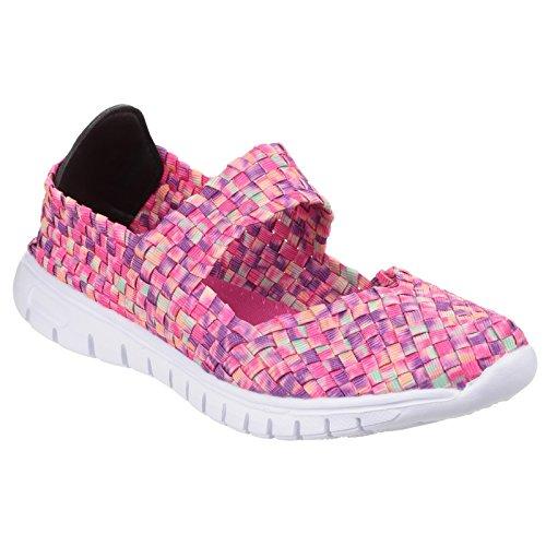 Divaz Drift - Chaussures d'été - Femme Multicolore