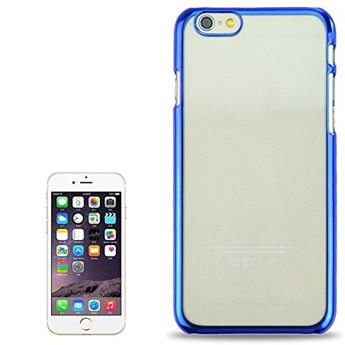 Phone case & Hülle Für IPhone 6 / 6S, Ultradünner glatter Oberflächenüberzug PC schützender harter Fall ( Color : Blue ) Dark Blue