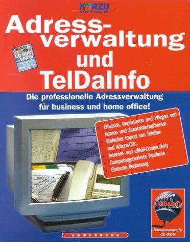 Adressverwaltung und TelDaInfo