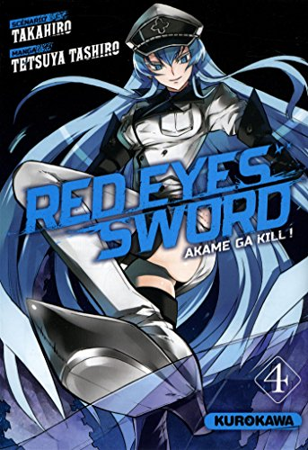 Red eyes sword - Akame ga Kill ! Vol.4