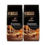 Tchibo Espresso Mailänder Art, 2kg ganze Bohne, Kaffee-Genuss für Vollautomaten, Siebträger