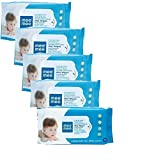 #2: Mee Mee Anti Bacterial Caring Baby Wet Wipes with Lemon Fragrance -72pcs x 5 pack