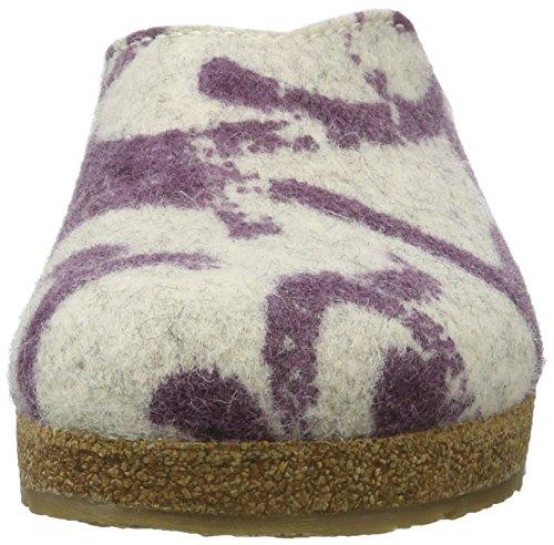 Adulto Haflinger Violett Onda Unisex Scarpe ginnastica da Grizzly Veilchen qYwSAq6