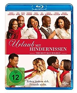 Urlaub mit Hindernissen - The Best Man Holiday [Blu-ray]