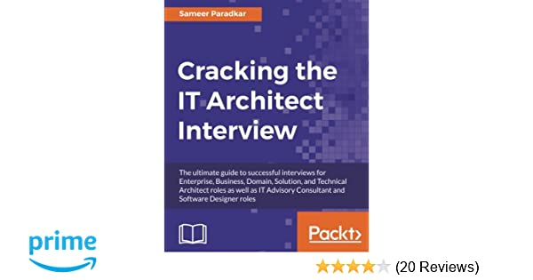 Buy Cracking the IT Architect Interview Book Online at Low