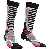 FLM Socken Funktionssocken lang 1.0 schwarz 43-46, Unisex, Casual/Fashion, Ganzjährig, Textil
