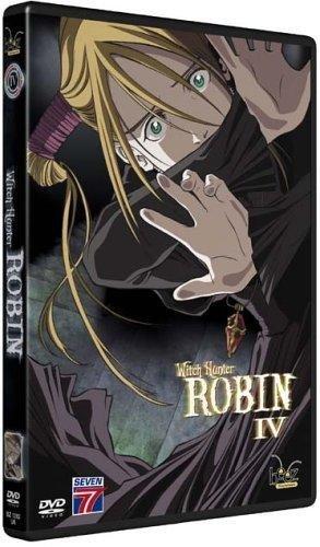 Witch Hunter Robin - Vol. 4