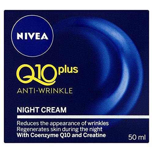 Nivea–Q10Plus Noche antiarrugas crema 50m