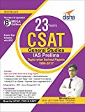 #2: 23 Years CSAT General Studies IAS Prelims Topic-wise Solved Papers (1995-2017)