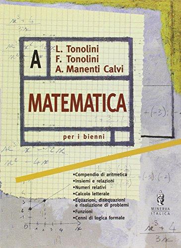 Matematica. Vol. A