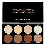 MAKEUP REVOLUTION Ultra Contour Palette, 13 g
