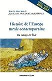 Histoire de l'Europe rurale contemporaine - Du village à l'État