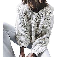differently ec7c3 566ae Suchergebnis auf Amazon.de für: weißer Damenpullover ...