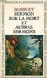 sermon sur la mort et autres sermons