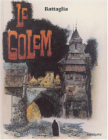 Contes et récits fantastiques, tome 2 : Le Golem par Dino Battaglia