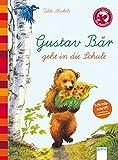 Der Bücherbär: Eine Geschichte für Erstleser: Gustav Bär geht in